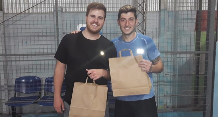 """Ulises Rodríguez y Tiago Pato se consagraron campeones: """"Somos una gran pareja, con muy buena química"""""""
