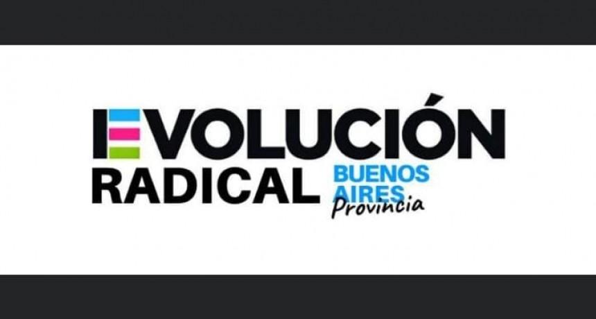 Evolución Radical Bolívar: Talleres educativos a cargo del Prof. Julio Ruiz