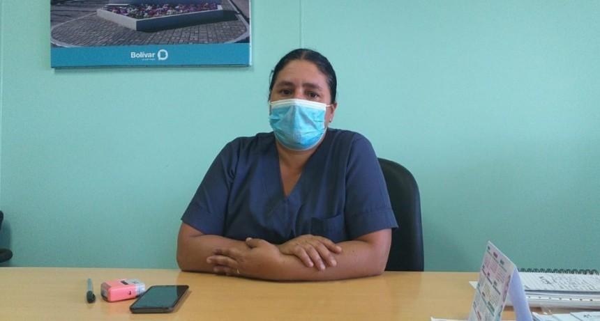 """Dra. Marcela Laborde: """"Logramos retornar la atención de consultorio externo de especialidades después de un año de inactividad"""""""