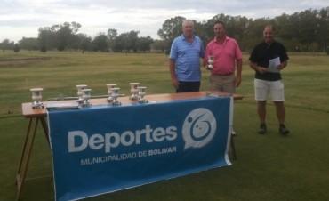 Se realizó el campeonato de golf  MeEncanta Bolívar 2015