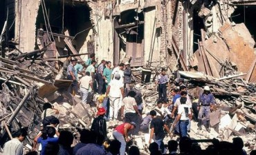 Exjuez afirma la causa por ataque a Embajada de Israel