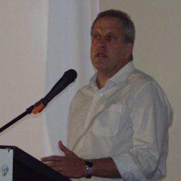 El secretario de Educación de la Nación Jaime Perczyc visitó Bolívar