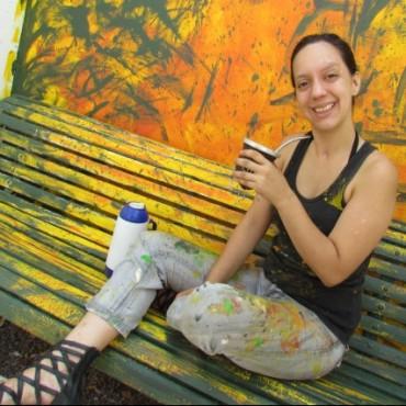 Gisela Zarate y su volver a nacer: sufrió un gravísimo accidente en la Ruta Nacional 205 y decidió recuperarse en Bolívar