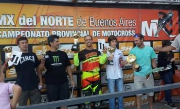 El Motocross tuvo su fiesta en el circuito de