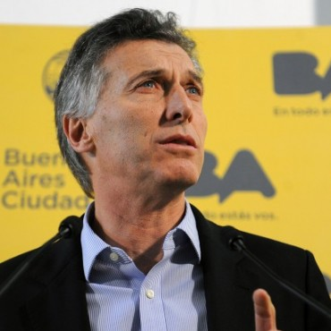 Macri dijo que su candidato a vicepresidente no será radical