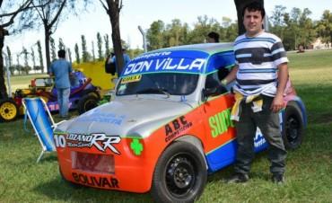 TC DEL CENTRO: Elias Villacorta ganó la final de la 850 en Carlos Casares