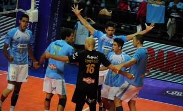 Personal Bolívar le ganó la primera semifinal a Boca