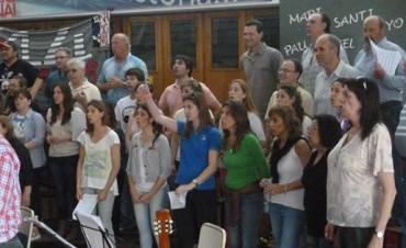 El coro polifónico de Bolívar  busca nuevas voces