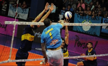 Personal Bolívar y Boca RUS disputan esta noche la segunda semifinal en el República de Venezuela