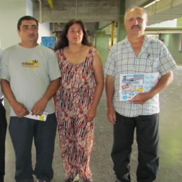 Comenzó la venta de la rifa anual de la Escuela Técnica de Bolívar