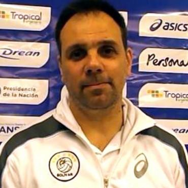Javier Weber analizó las semifinales mientras Personal Bolívar prepara el tercer partido