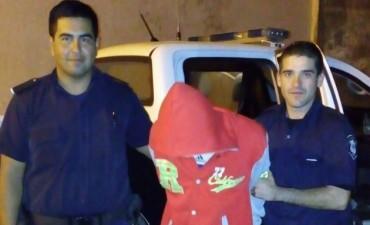 Dos detenidos 'In Fraganti Delito' cuando perpetraban un 'escruche'