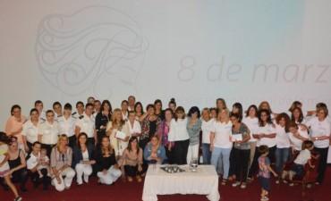Día Internacional de la Mujer: Comenzaron este martes por la noches las actividades en el Cine Avenida