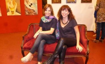 Semana de la Mujer: Mariana Carbajal y Verónica Lorca, brindaron una charla en el Cine Avenida