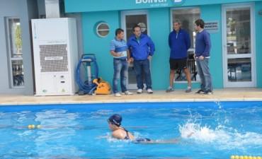 Bolívar, Daireaux y Henderson programaron actividades deportivas en conjunto