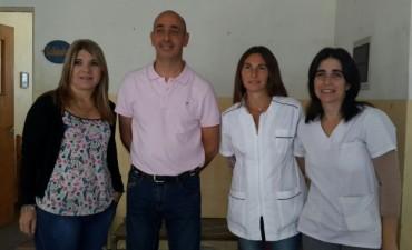 Se presentaron los talleres del Centro de Formación Profesional Nº402