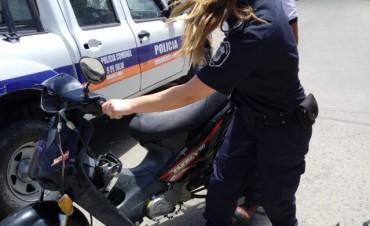 Sábado accidentado en Bolívar