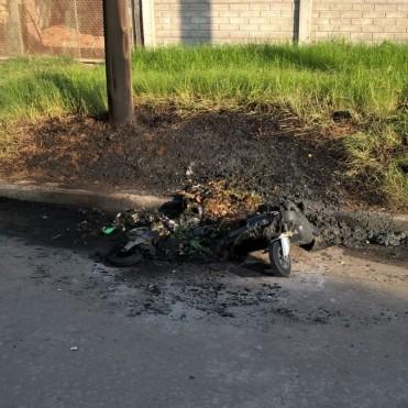 Vandalismo: En menos de un mes es el tercer 'Punto Verde' que incendian