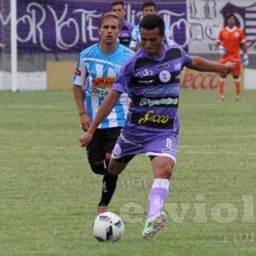 Con gol del bolivarense Renso Pérez, Villa Dalmine volvió a la victoria