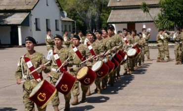Olavarría: El Regimiento de Tanques II celebró sus 194 años de vida
