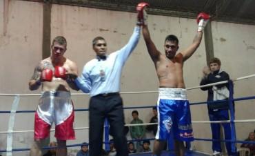 Grandes combates y varias sorpresas en el Festival de Boxeo en Del Valle