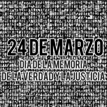 A 40 años del Golpe: Más que Nunca, Memoria, Verdad y Justicia