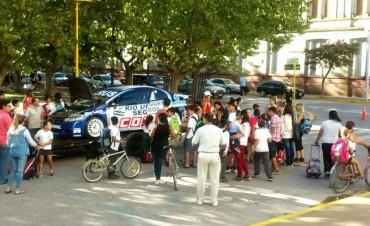 La promoción de 'Turismo Nacional' llegó a Bolívar hoy