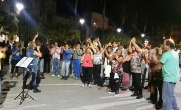 Se realizó la última movida del verano en el 'Centro Cívico'