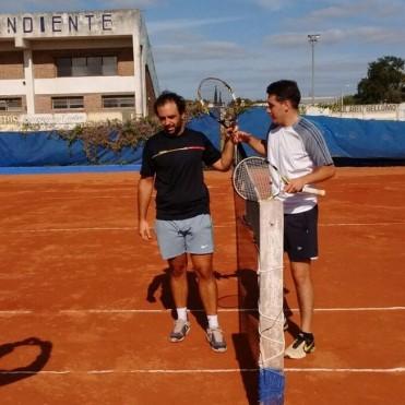 Tenis: Se desarrolló un torneo de Primera en el Club Independiente