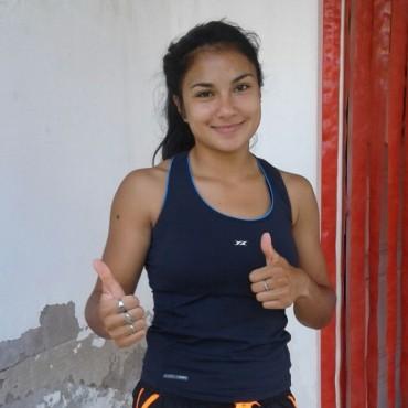 Antonela Albo: 'La actitud de Reguero, de arrebatarme los cinturones cuando me los gané peleando, no fue la mejor'