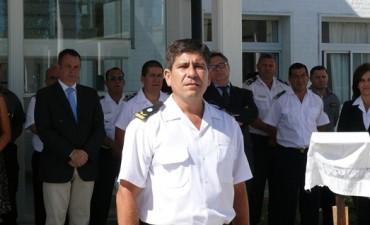 General Alvear: El Prefecto Mayor (EG) Guido Gómez es el nuevo director de la Unidad Nº30