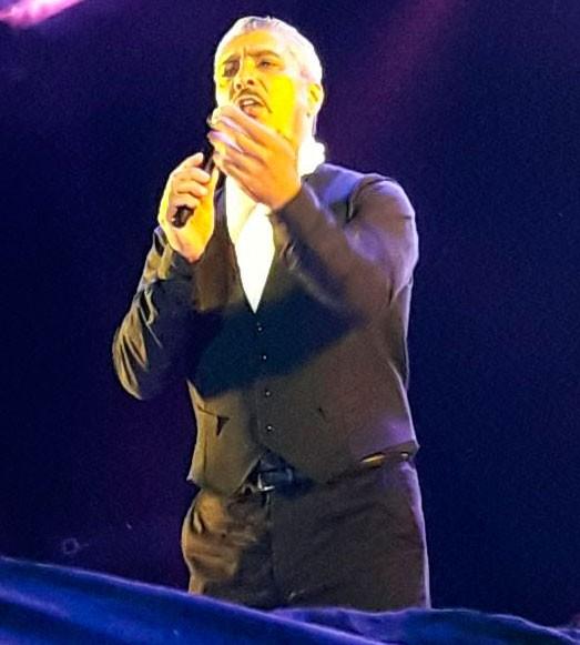 Fernando Grismado, el tango en el festival