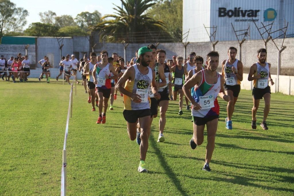 Se corrió la maratón Me EnCanta Bolívar