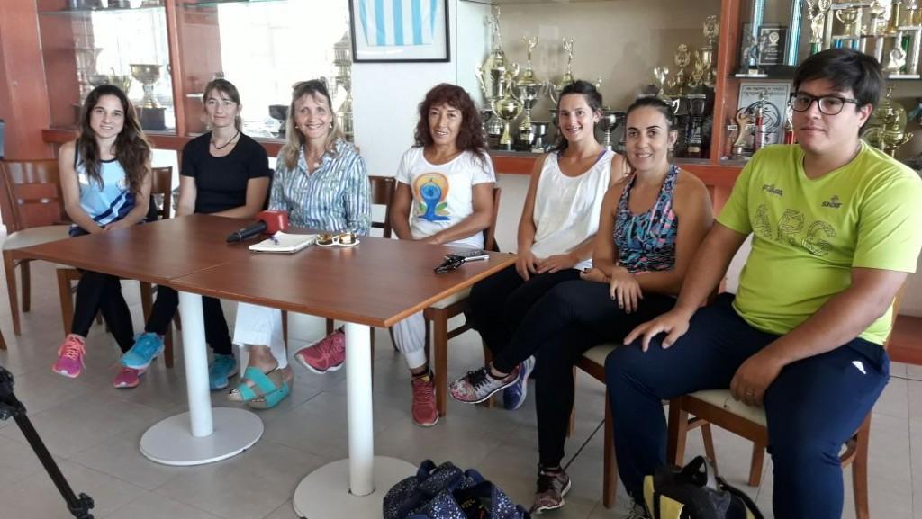 Club Ciudad de Bolívar: Ya están las nuevas disciplinas