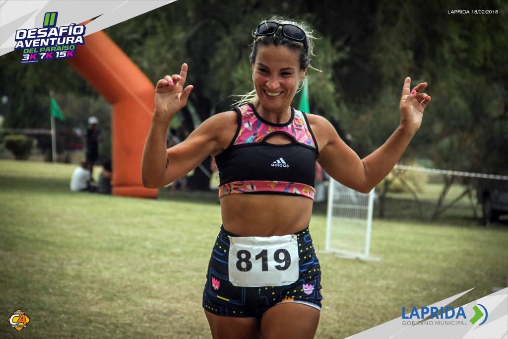 Malena Soria: 'Siempre hay tiempo para cambiar la vida de uno mismo'
