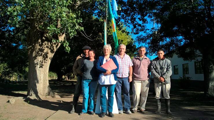Los Jagüeles: el pedido comunitario para evitar el cierre de una escuela primaria rural
