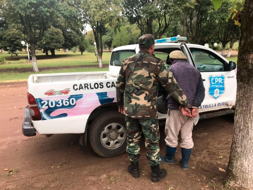 Informe CPR Carlos Casares y Bolívar: Realizaron un operativo en el Frigorífico local