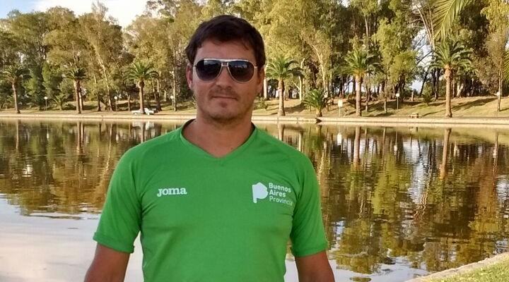 El equipo de Canotaje de Bolívar se prepara para 2018