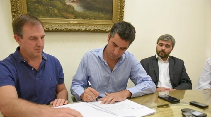 El HCD de Bolívar ahora trabaja en conjunto con Diputados BA