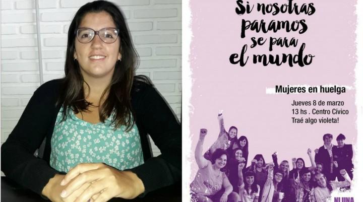 8 de Marzo, Bolívar asiste al Paro internacional de Mujeres