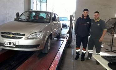 Patricio Campos: 'En marzo nos llegan 50 o 60 autos diarios'