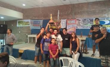 La escuela de Ajedrez de Bolívar quedó 1° en el comienzo del Campeonato Prix