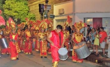 Urdampilleta tiene su fiesta de carnaval