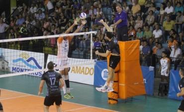 Vóley: Bolívar es semifinalista