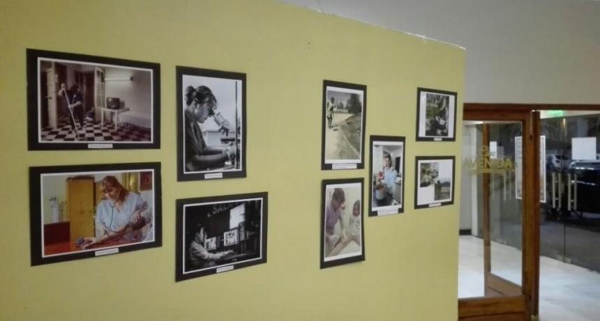 Se inauguró la muestra fotográfica