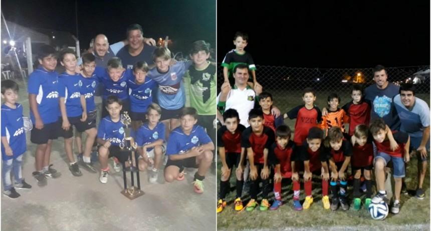 Culminó el Torneo de Baby Fútbol con excelentes resultados