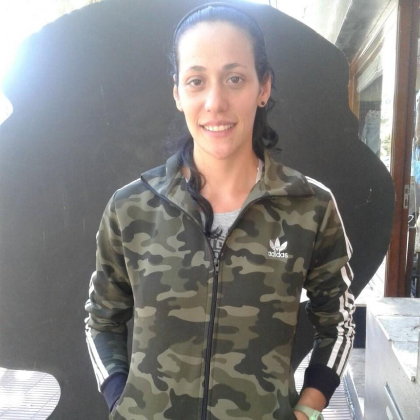 Antonela Schafer: 'El objetivo principal es lograr entrar en una Copa de plata o bronce'