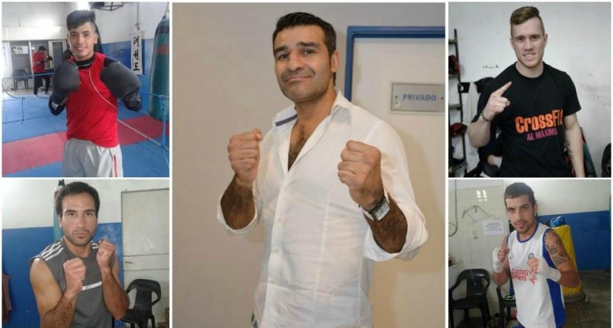 Boxeo en Bolívar: 2da fecha del Campeonato AMBAPA este viernes