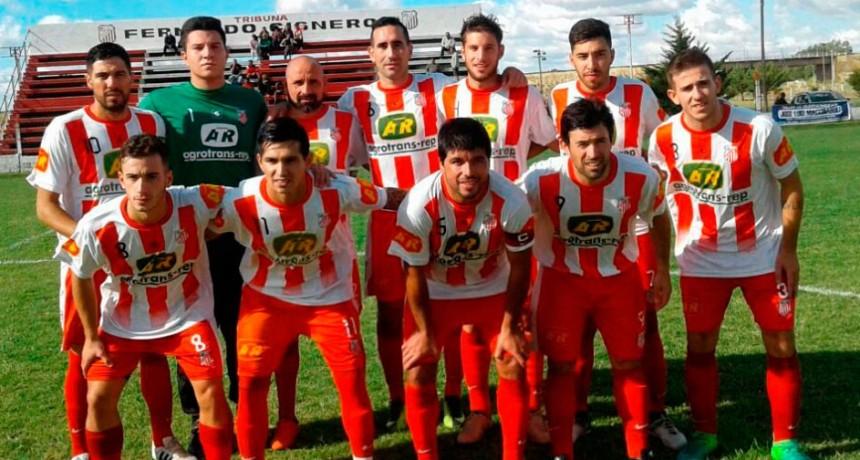 Empleados y Atlético se repartieron diferencias