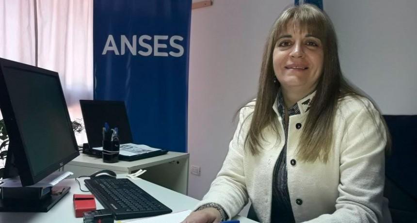 Sandra Santos: 'Desde hoy ANSES sale a la calle para estar con la gente'